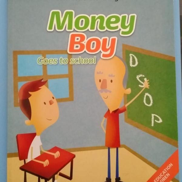 Livro money boy