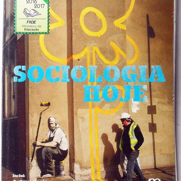 Livro sociologia hoje volume único