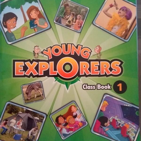 Livro young explores