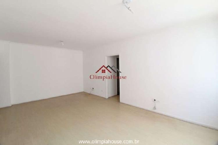 timo Apartamento para locação com 100m² - Jardim