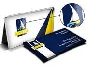 Cartões de visita personalizados