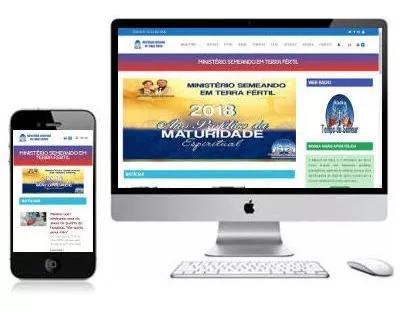Criação de site, criação de loja virtual