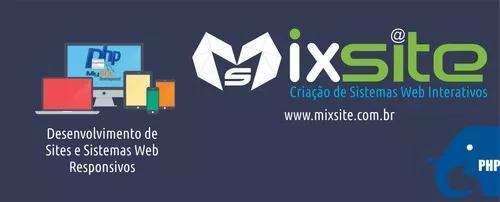 Criação de sites e sist