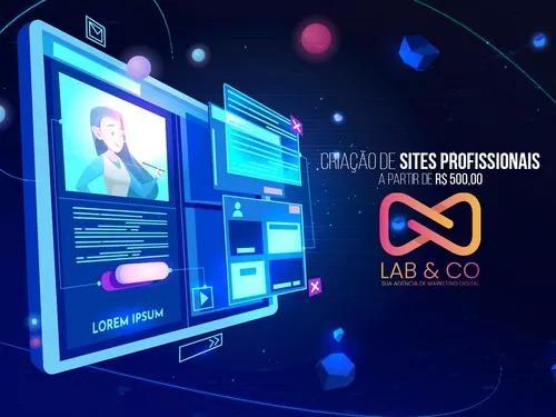 Criação de sites profissionais wordpress