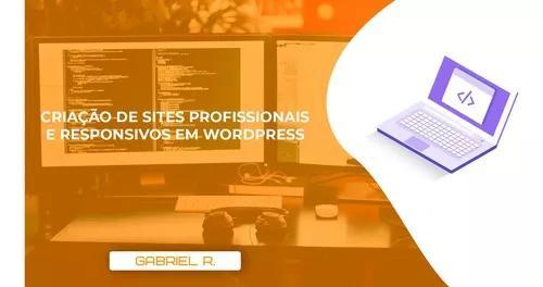 Criação de sites profissionais - wordpress - agência gr