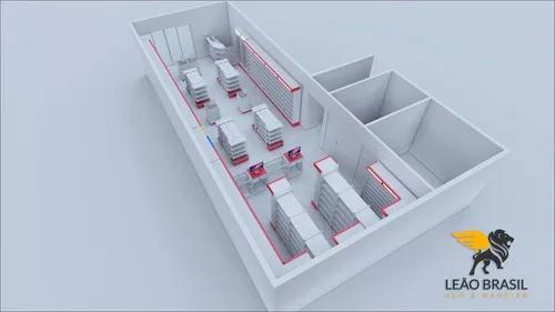 Moveis planejados - projeto moveis lojas e comercial