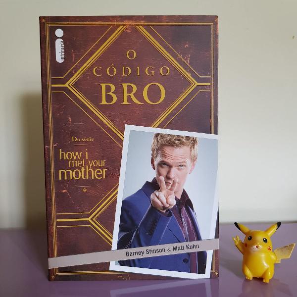 O código bro - how i met your mother