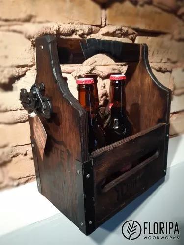 Porta cervejas long neck