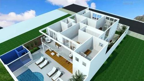Projetos casas residenciais