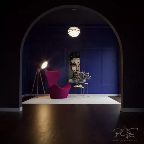 Projetos de interiores completos