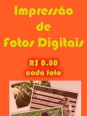 Revelação de fotos digitais