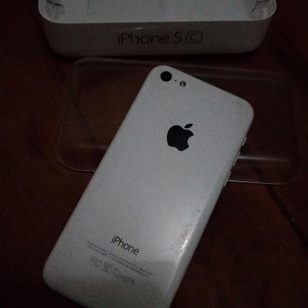 Iphone 5c 8gb com defeito no carregamento