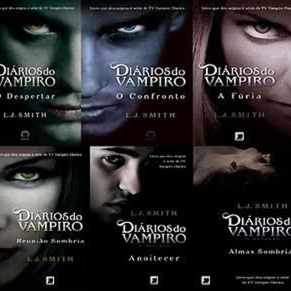 Série diarios de um vampiro