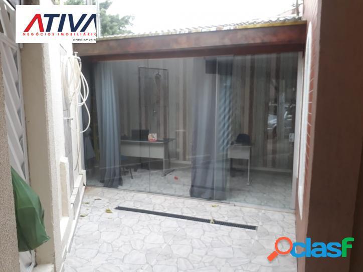 BOA CASA- PQ, INDUSTRIAL- PERTO DETRAN, 2 DORM, 2 WCs, 2 VAGAS COBERTAS. 2