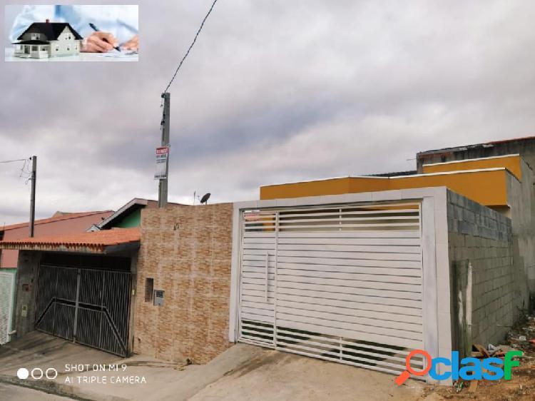 Casa nova - residencial santa paula - 02 dormitórios