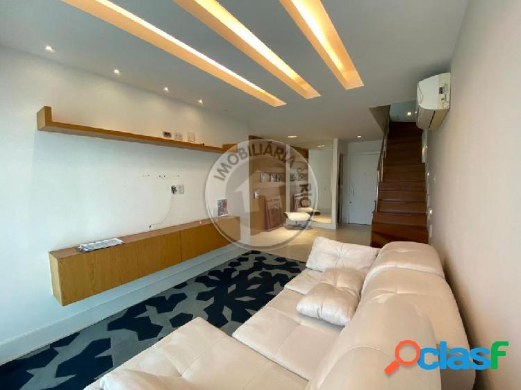 Cobertura duplex 203m², 2 quartos, Le Parc - Barra da Tijuca 2