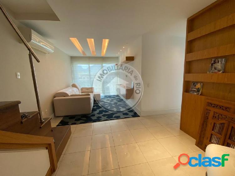 Cobertura duplex 203m², 2 quartos, Le Parc - Barra da Tijuca 3