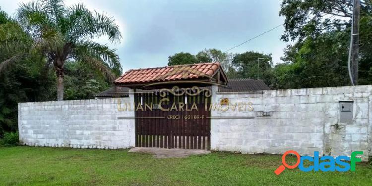 Casa com 1 dorms em itanhaém - bopiranga por 140.000,00 à venda