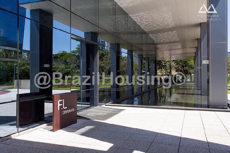 ALUGO ] CONJUNTO COMERCIAL DE 120M² , 2 VAGAS, NO FL