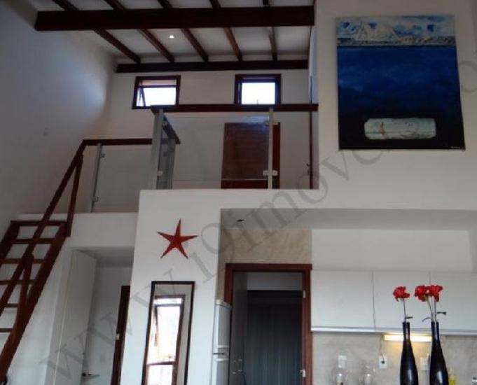 Apartamento para aluguel taiba beach resort