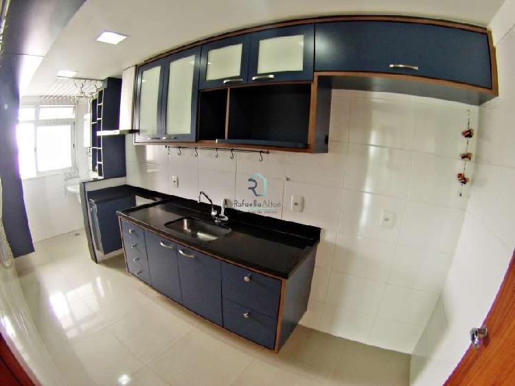 Apartamento para venda com 2 quartos, suíte, varanda,