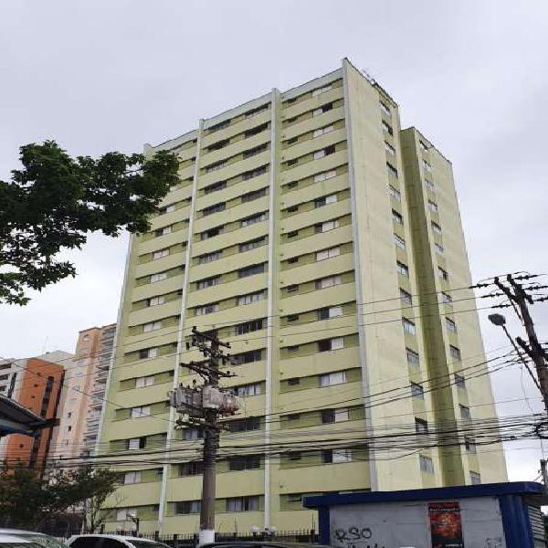 Apartamento para venda com 54 metros quadrados com 1 quarto