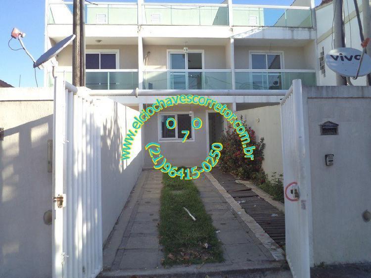 Casa 3 Suítes Terraço Quintal e 2 Vagas de Garagem -