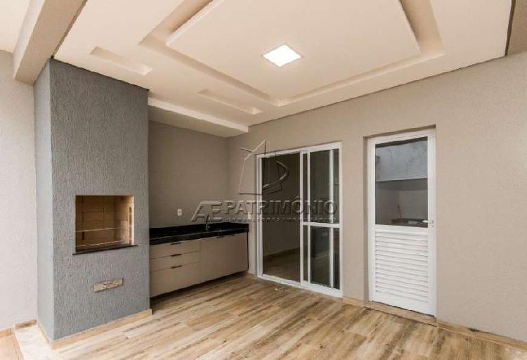 Casa de condomínio para venda com 167 metros quadrados com