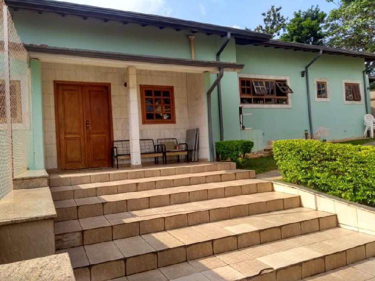 Casa no condomínio Alto das Palmeiras - Campinas