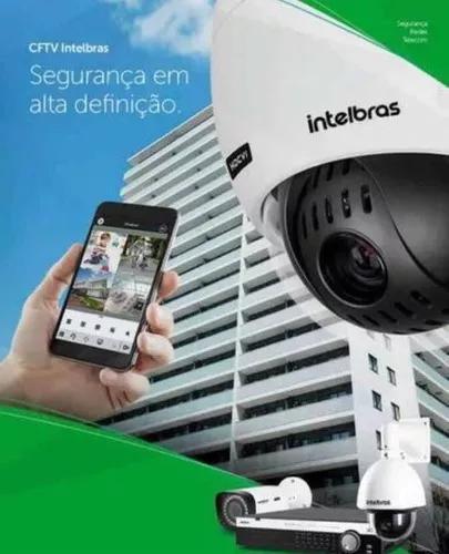 Câmeras de segurança eletrônica