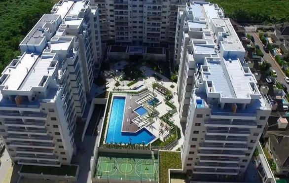 Condomínio rg personal residences 3 quartos