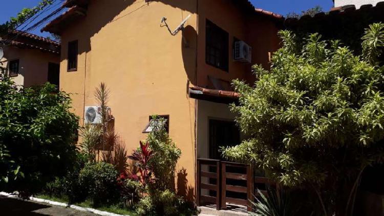Excelente casa duplex em condomínio (portaria 24h) -