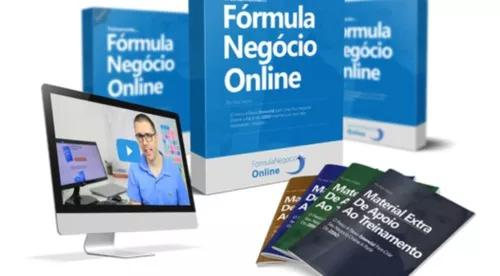 Fórmula negócio online - curso do alex vargas
