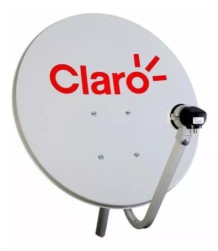 Instalaçao apontamento antena banda ku sky claro e starone