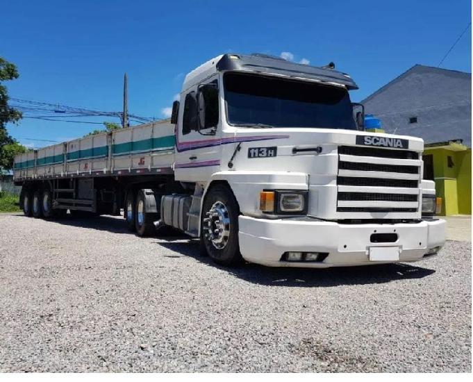 Scania 113 parcelo no contrato