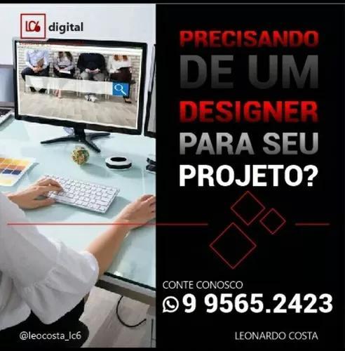 Serviços de design e marketing digital
