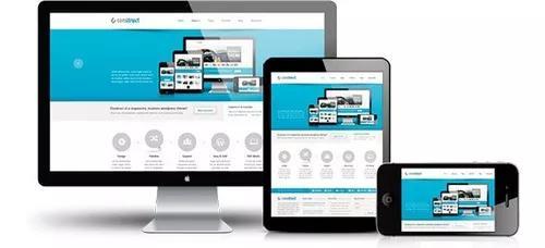 Site, loja e-commerce e blogs - web designer