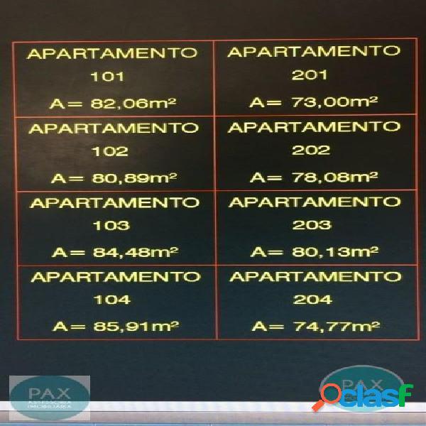 Apartamento com 2 quartos na Praia de Fora - Palhoça SC 1