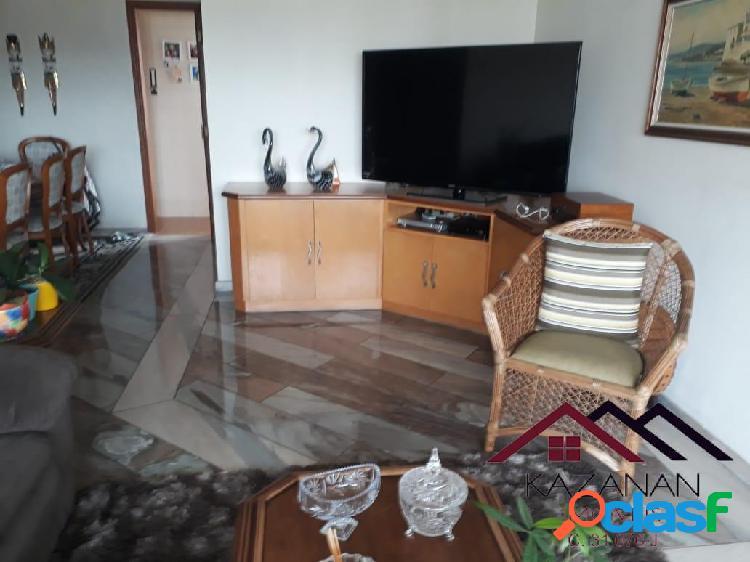 Apartamento 3 quartos, 1 suíte com 160 m² - são paulo