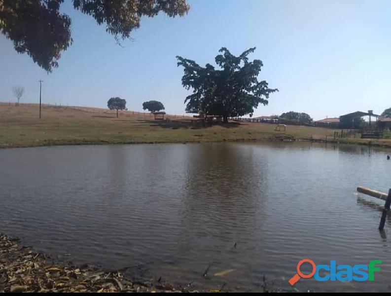 55 Alq. 27 Soja + Pasto Região Aroeira Boa De Água Morrinhos GO