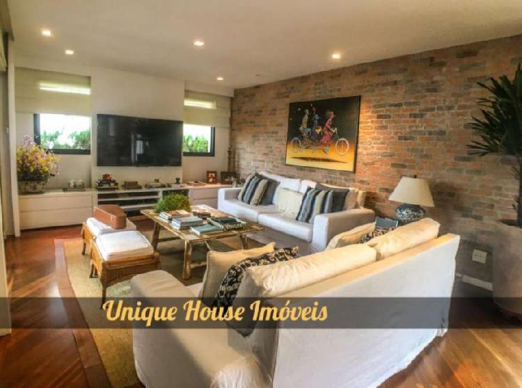 Apartamento alto padrão - venda em brooklin paulista são