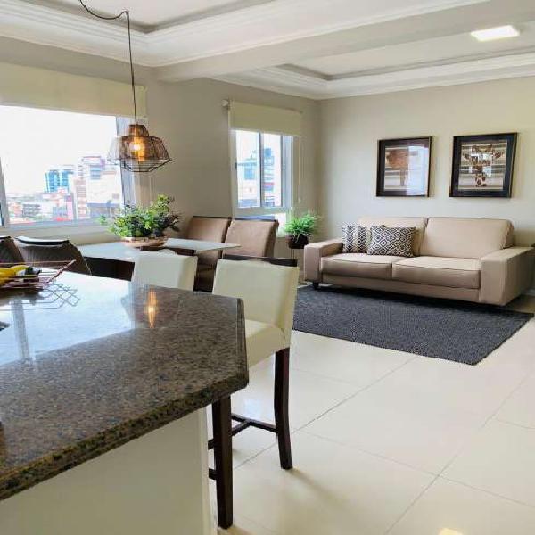 Apartamento bem decorado, ótima posição solar, 3
