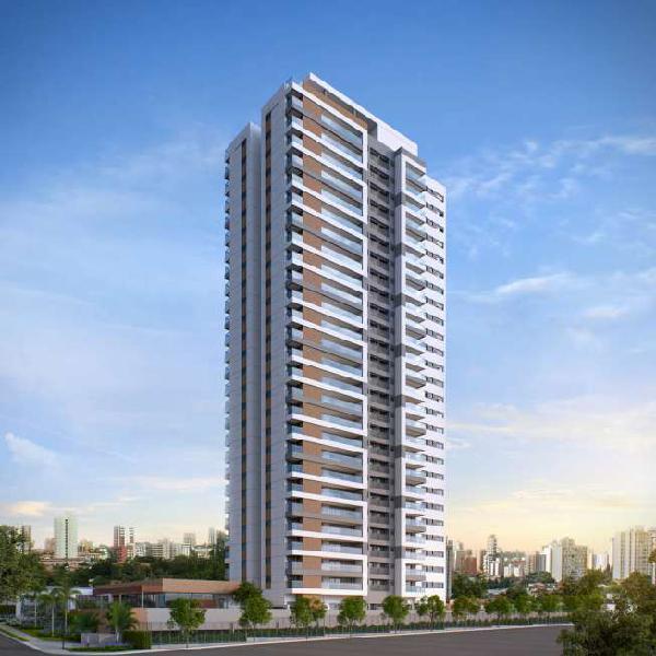 Apartamento para venda com 125 metros quadrados com 3