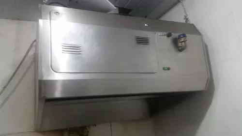 Coifa industrial trifasica com filtrag