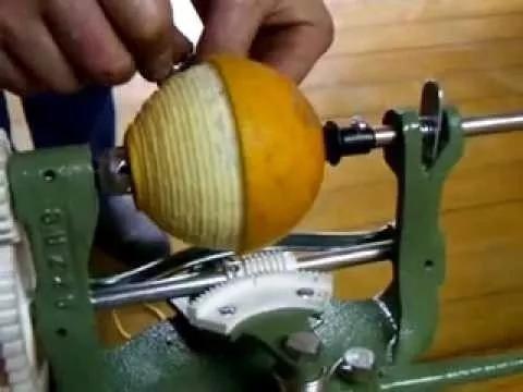 Descascador laranja limão frutas