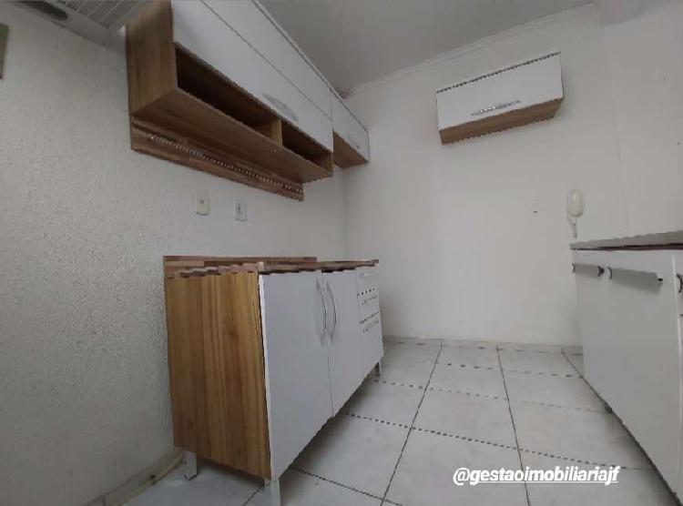 G1 - São Pedro - Cond. Parque Jaguar 2 quartos com garagem