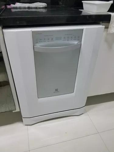 Lava louça electrolux blue touch 12 serviços