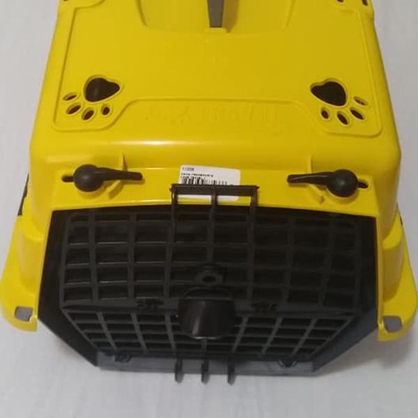 Caixa transporte gato