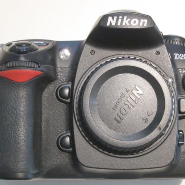 Camera digital nikon d200