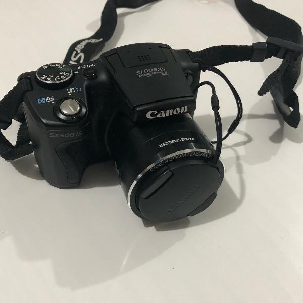Canon powershot sx500 is!